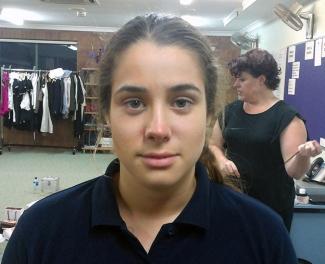 Hooverville & Orphan makeup