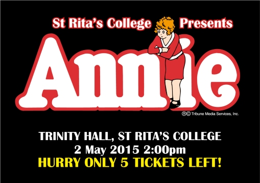 Only 5 tickets left!